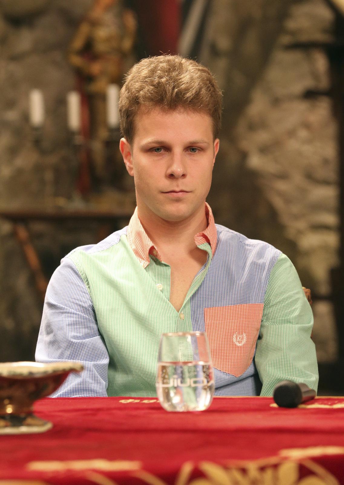 Jan Onder se vyrovnával s rozchodem s Luckou těžko.