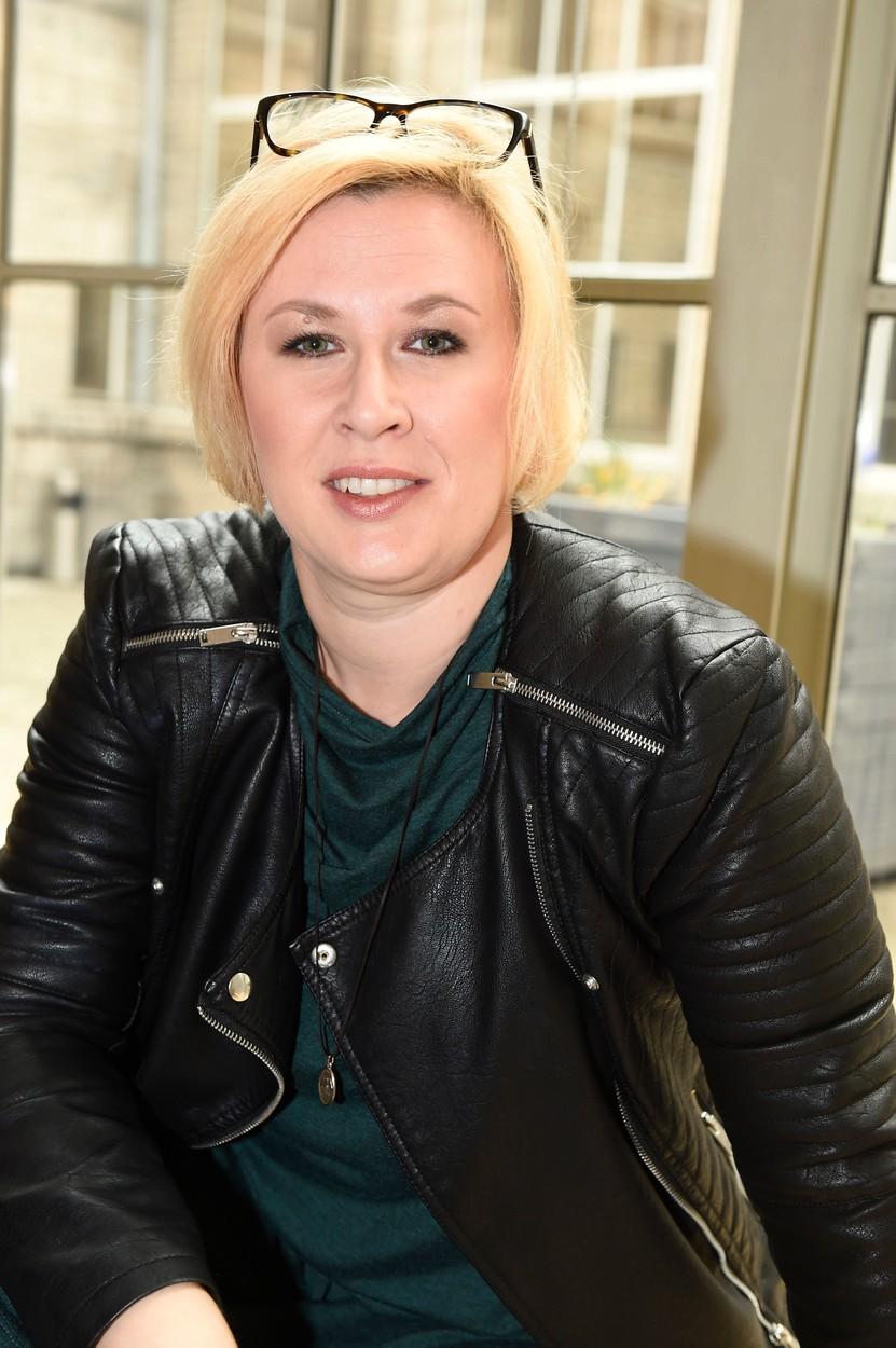 Tereza Černochová neustále svádí boj s přebytečnými kily.