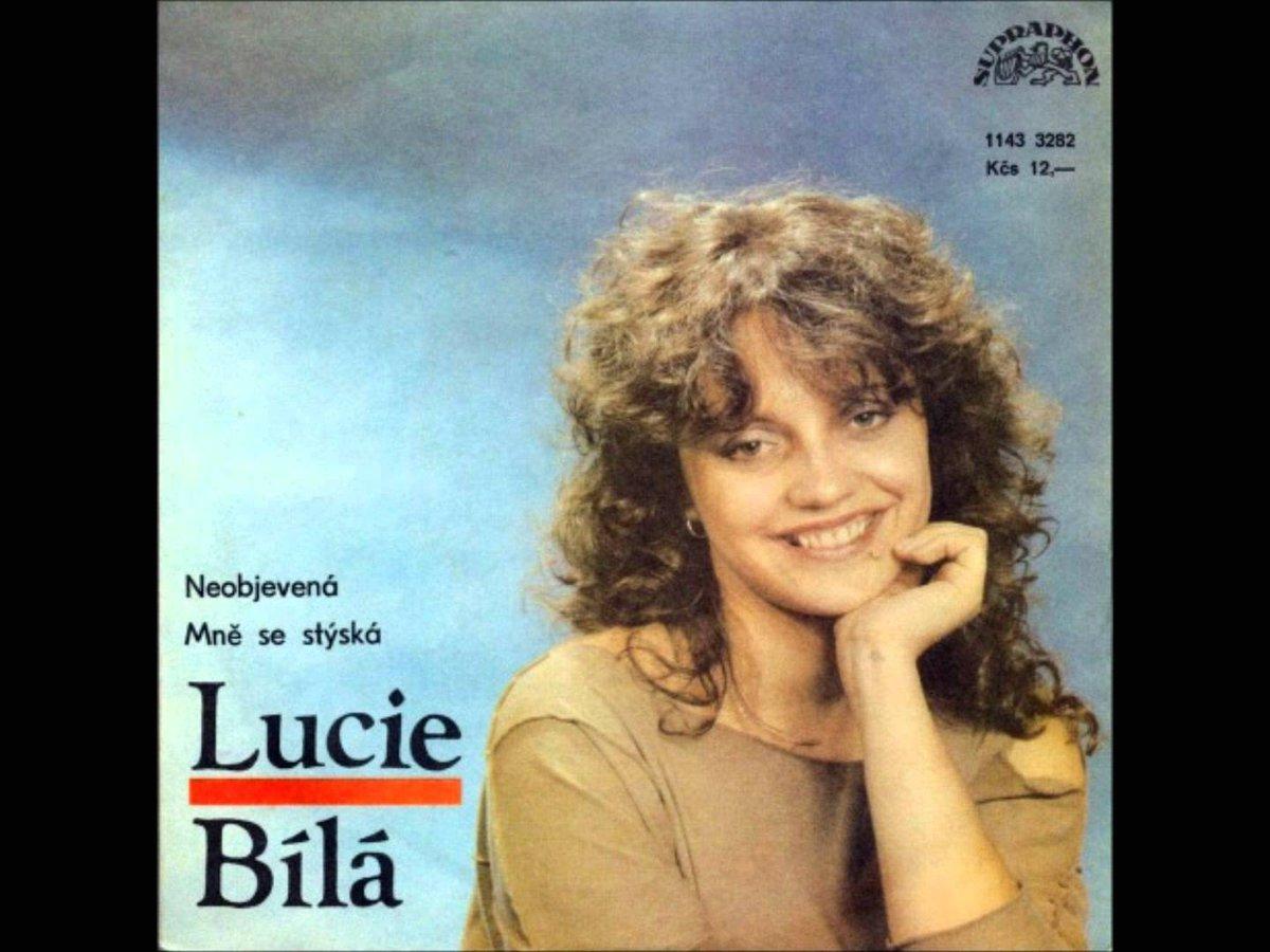 Lucie Bílá na začátku kariéry v roce 1965