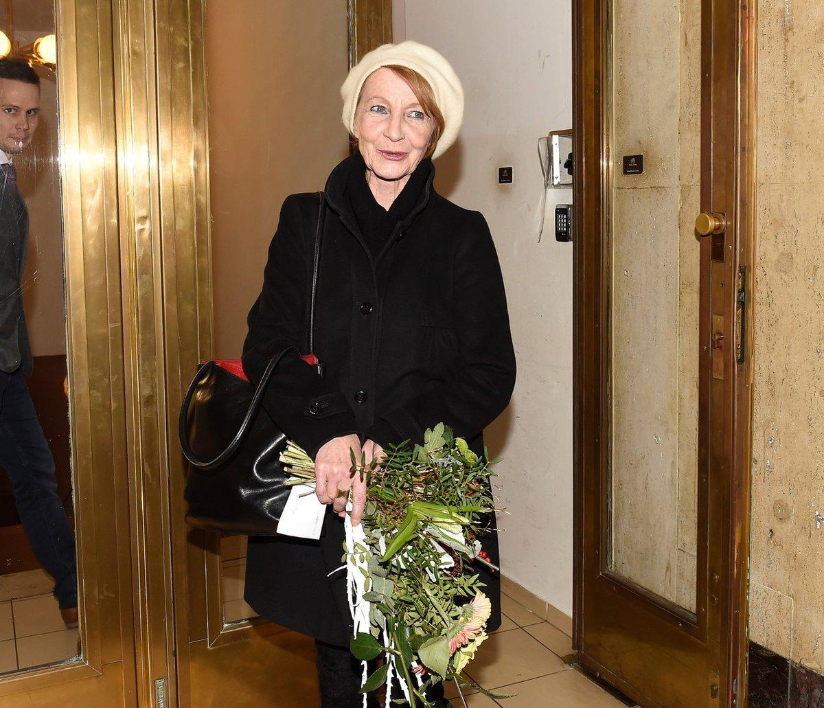 Daniela Kolářová (72)