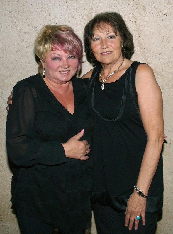 Věru Špinarovou (†65) a Martu Kubišovou pojilo dlouholeté přátelství.