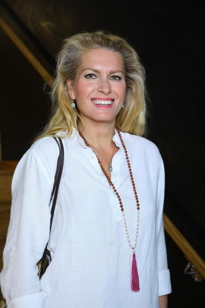 Olga Menzelová neustále fotí své děti.