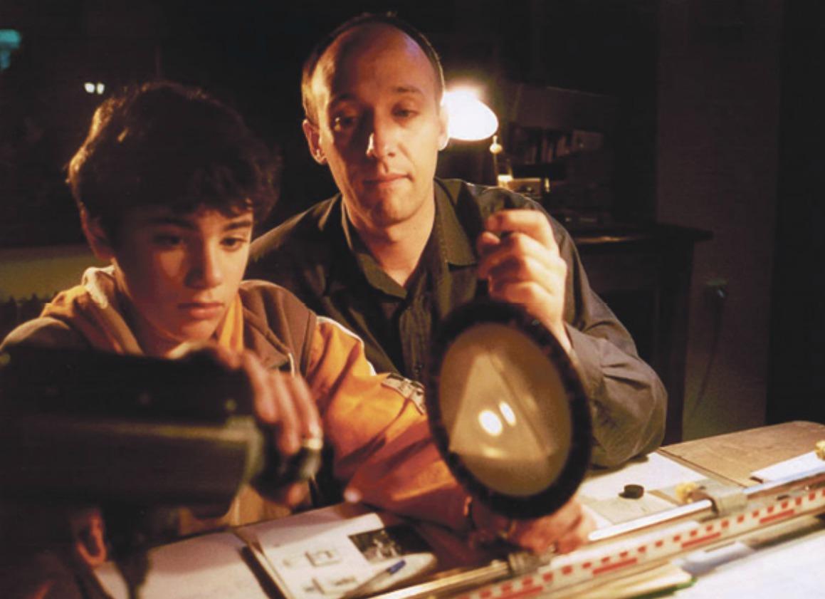 Film Smrt pedofila (2003) - Robert Jašków a Vojta Kotek
