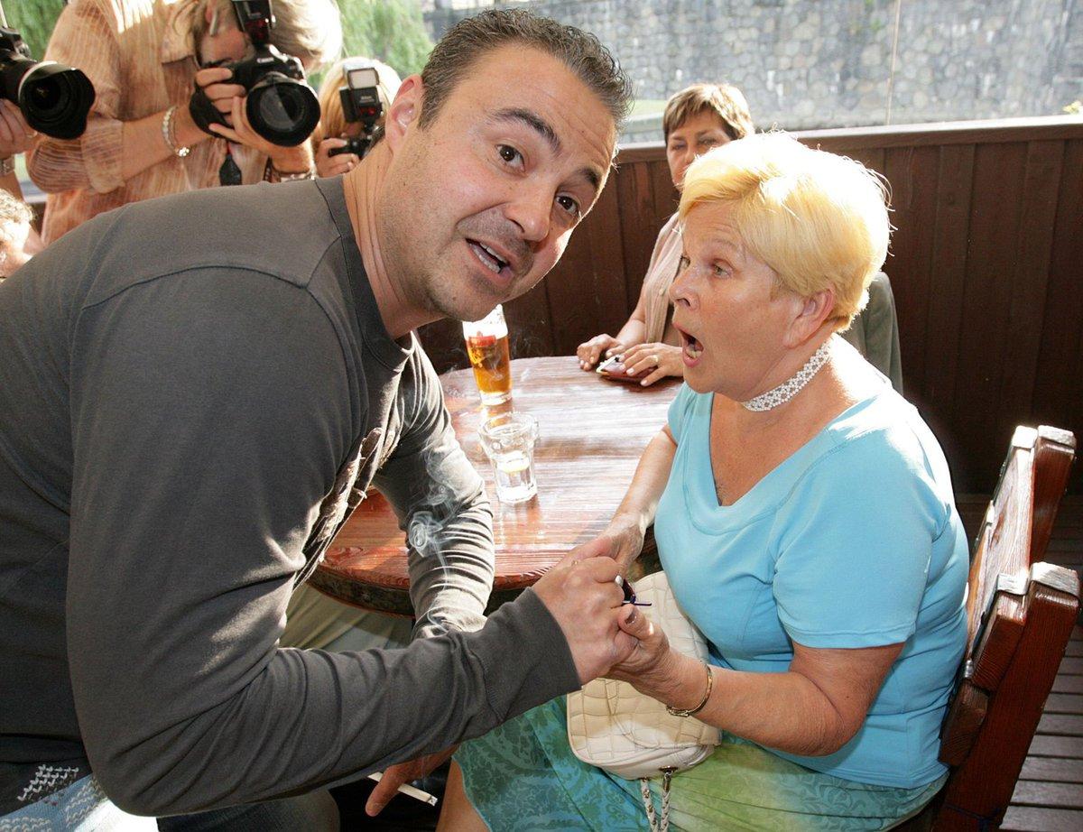 Ivanka Devátá a Martin Zounar si spolu zahráli v seriálu Rodinná pouta (později Velmi křehké vztahy).