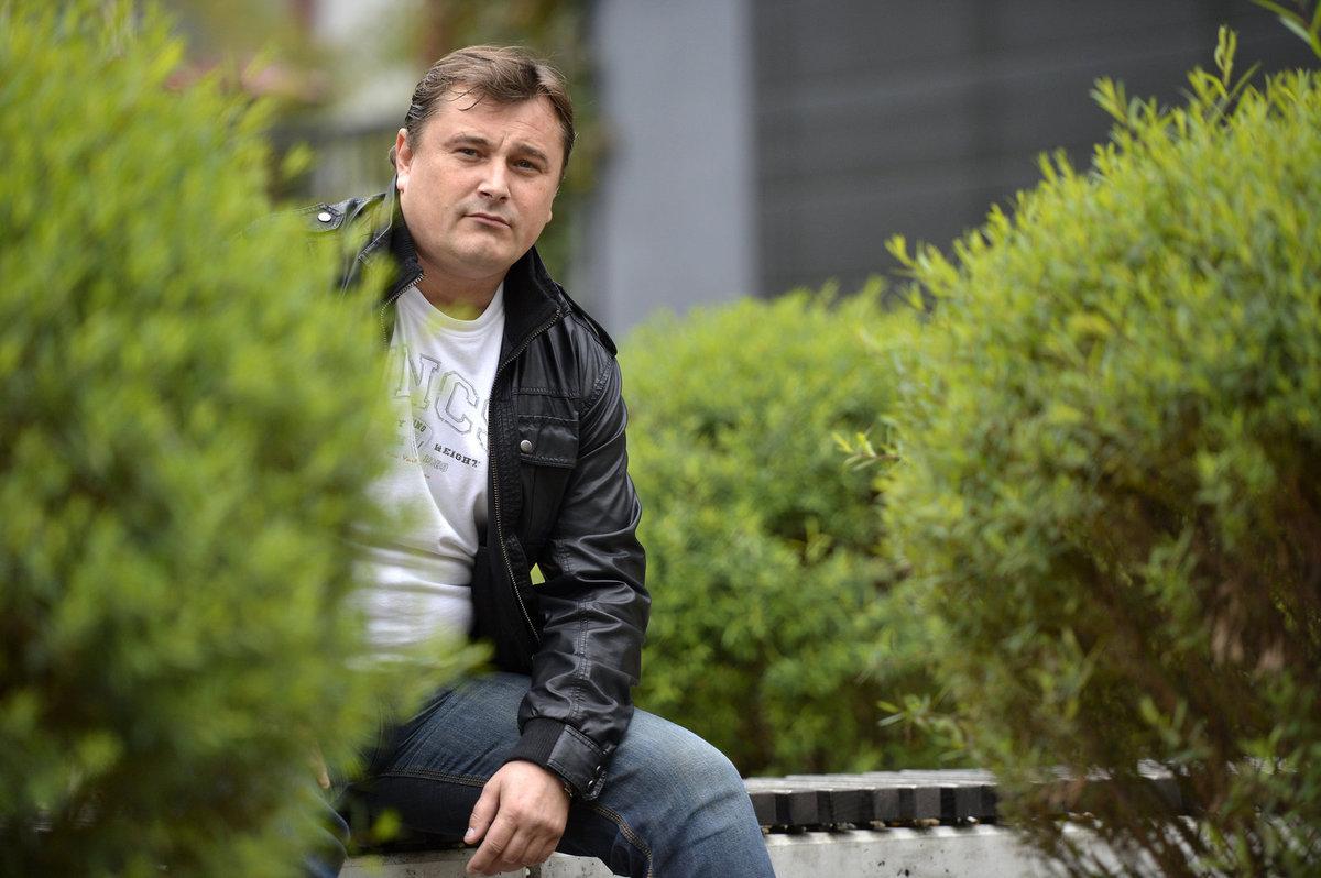 Adam Vinklář, syn Josefa Vinkláře a Ivanky Deváté