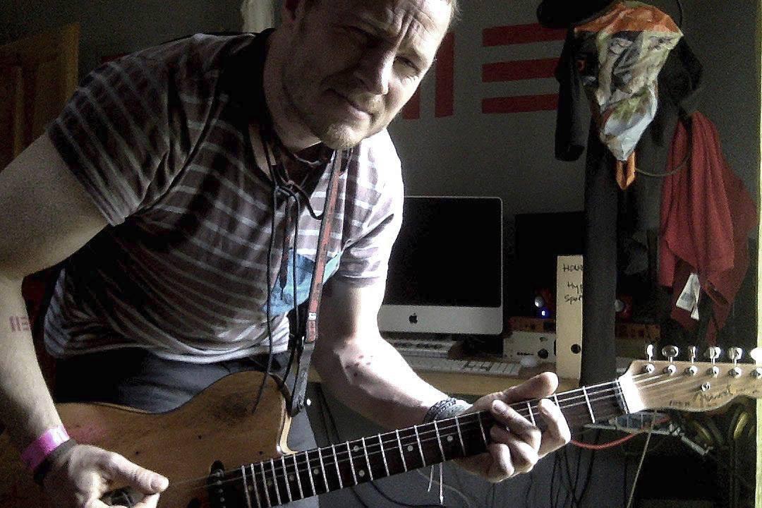 Honza Homola z kapely Wohnout.