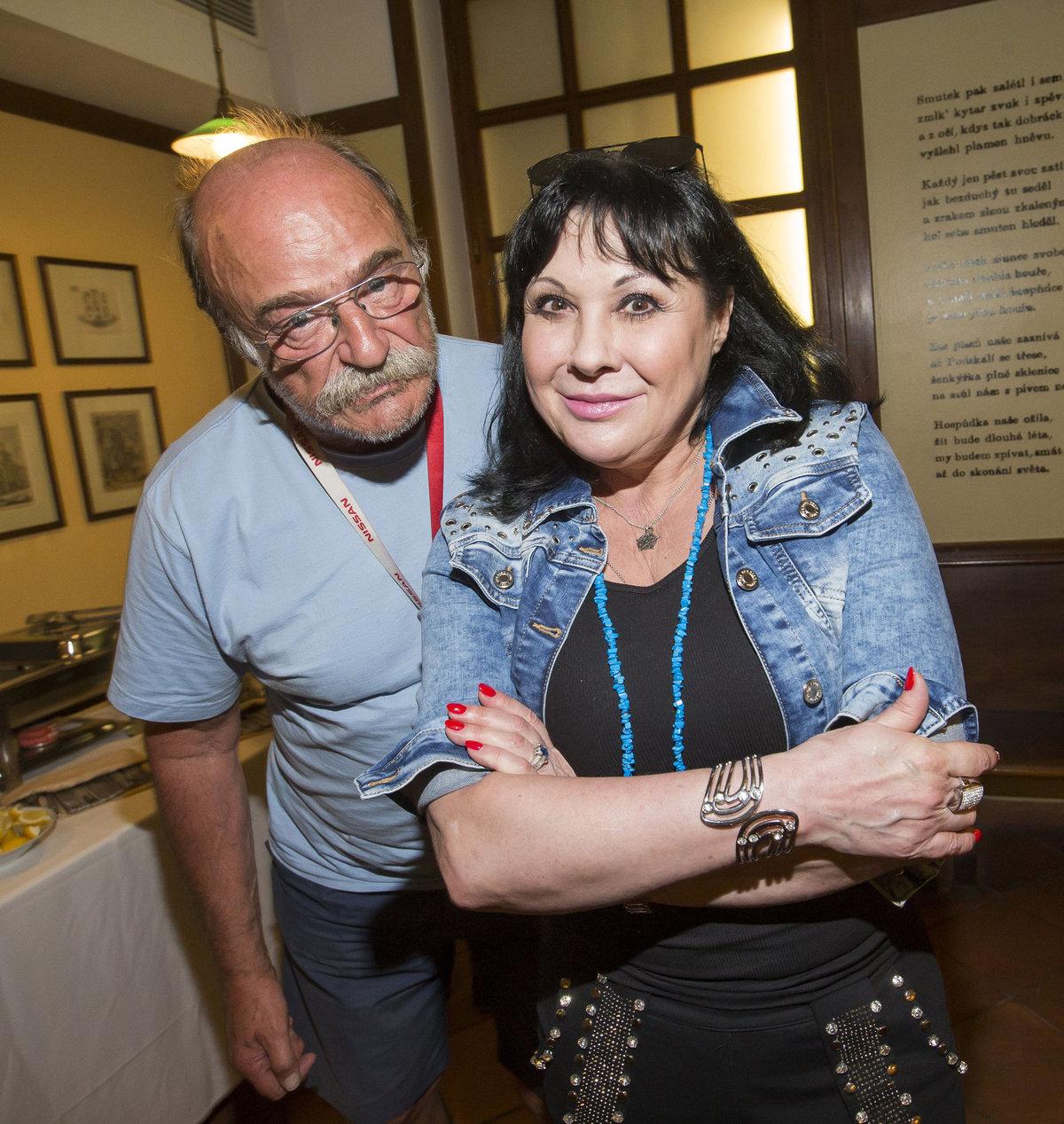 Dáda s Pavlem Novým