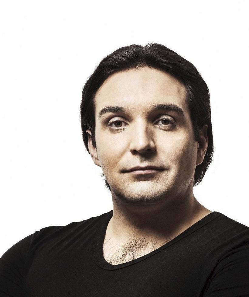 Operní pěvec Adam Plachetka