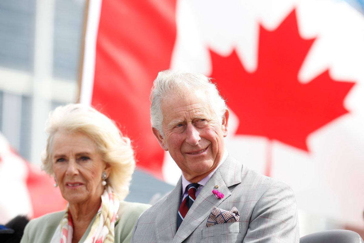 Princ Charles s manželkou Camillou na návštěvě Kanady