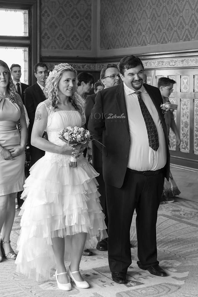 Tomáš Magnusek a Gabriela