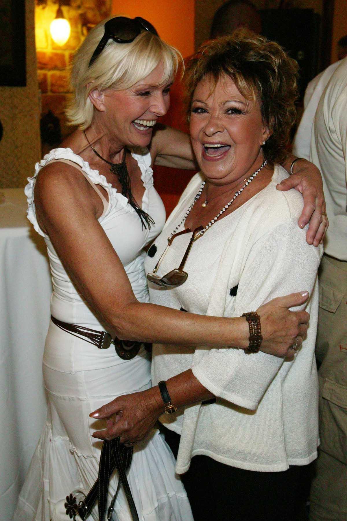 Jiřinu Bohdalovou a Helenu Vondráčkovou pojí letité přátelství