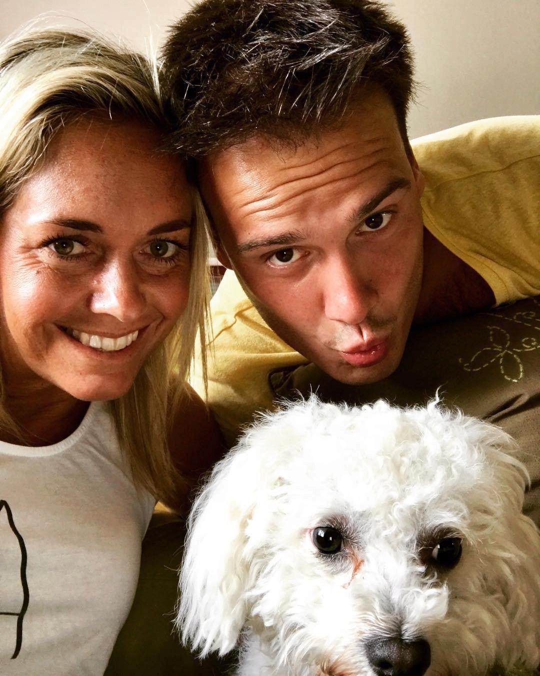 Bývalá tenistka Klára Koukalová a moderátor Petr Suchoň se budou brát