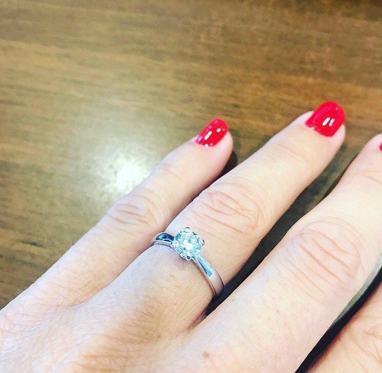 Bývalá tenistka Klára Koukalová se pochlubila krásným snubním prstenem