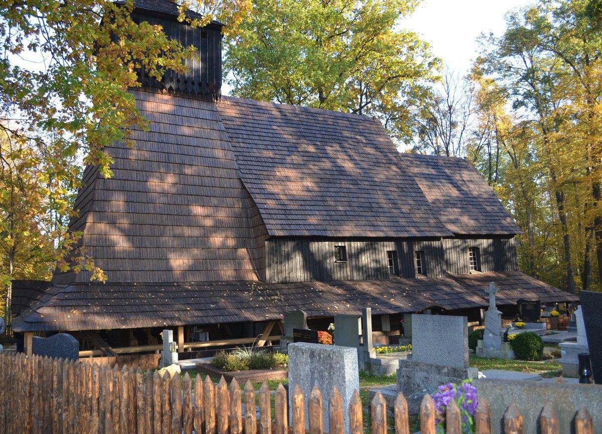 Ze 454 let starého kostelíka...