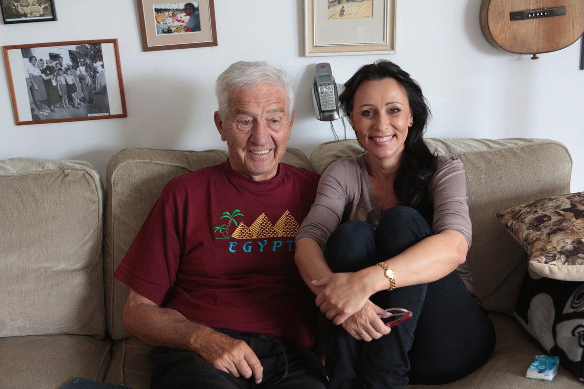 Heidi Janků a Ivoš Pavlík