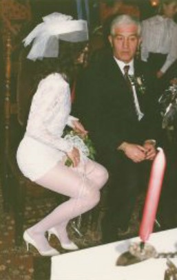 1992 - Svatba Heidi Janků a Ivo Pavlíka