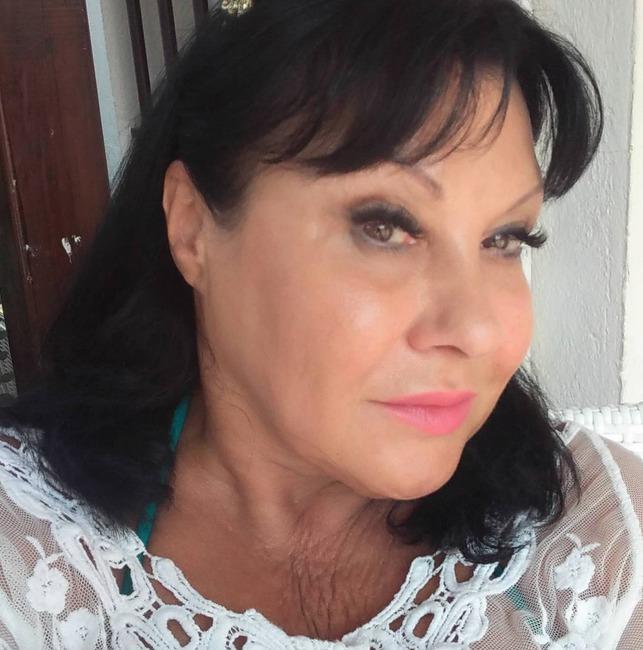 Dáda Patrasová zveřejnila fotku, na níž vypadá, jako by jí někdo praštil do oka.