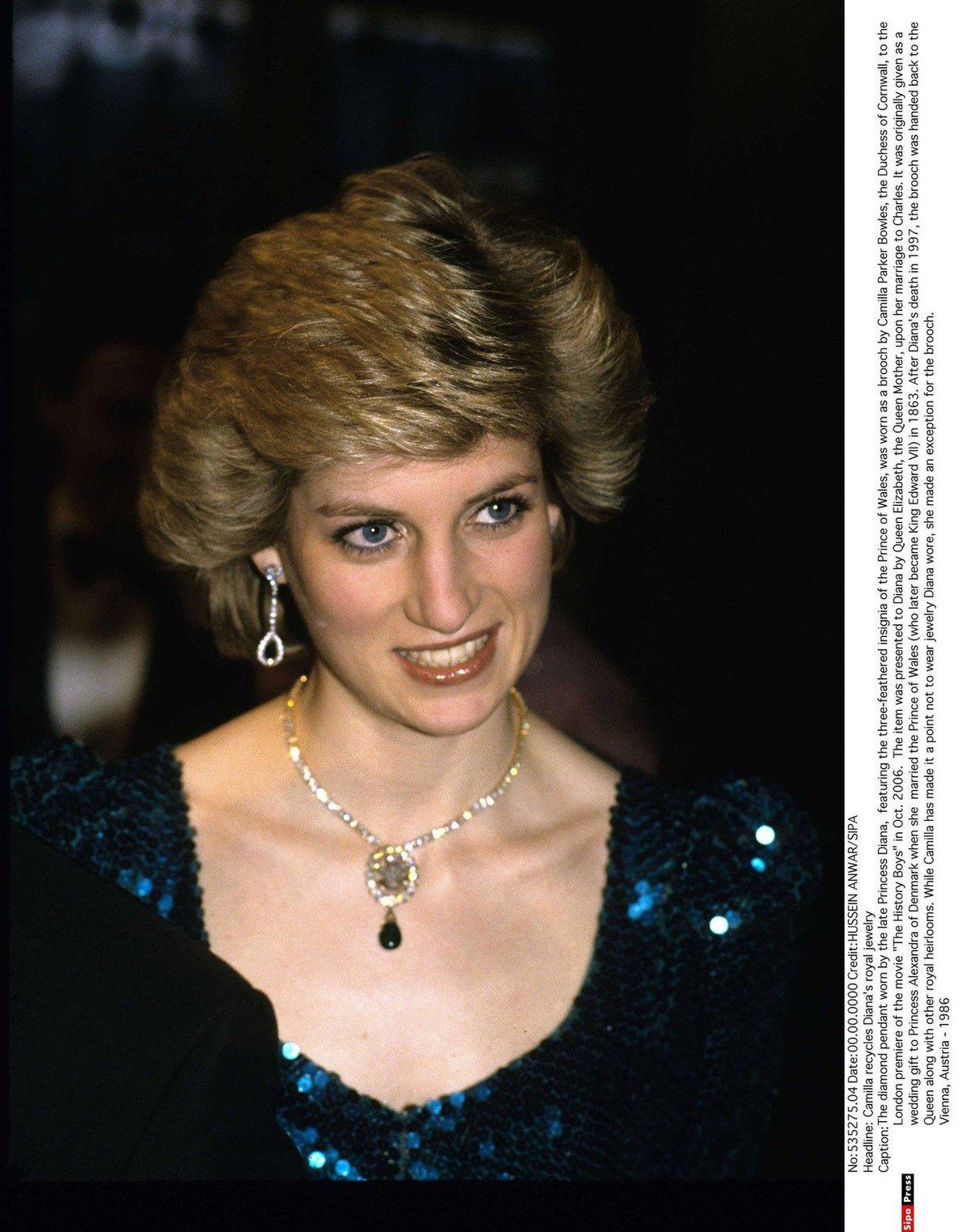 1996: Z Dianina náhrdelníku...