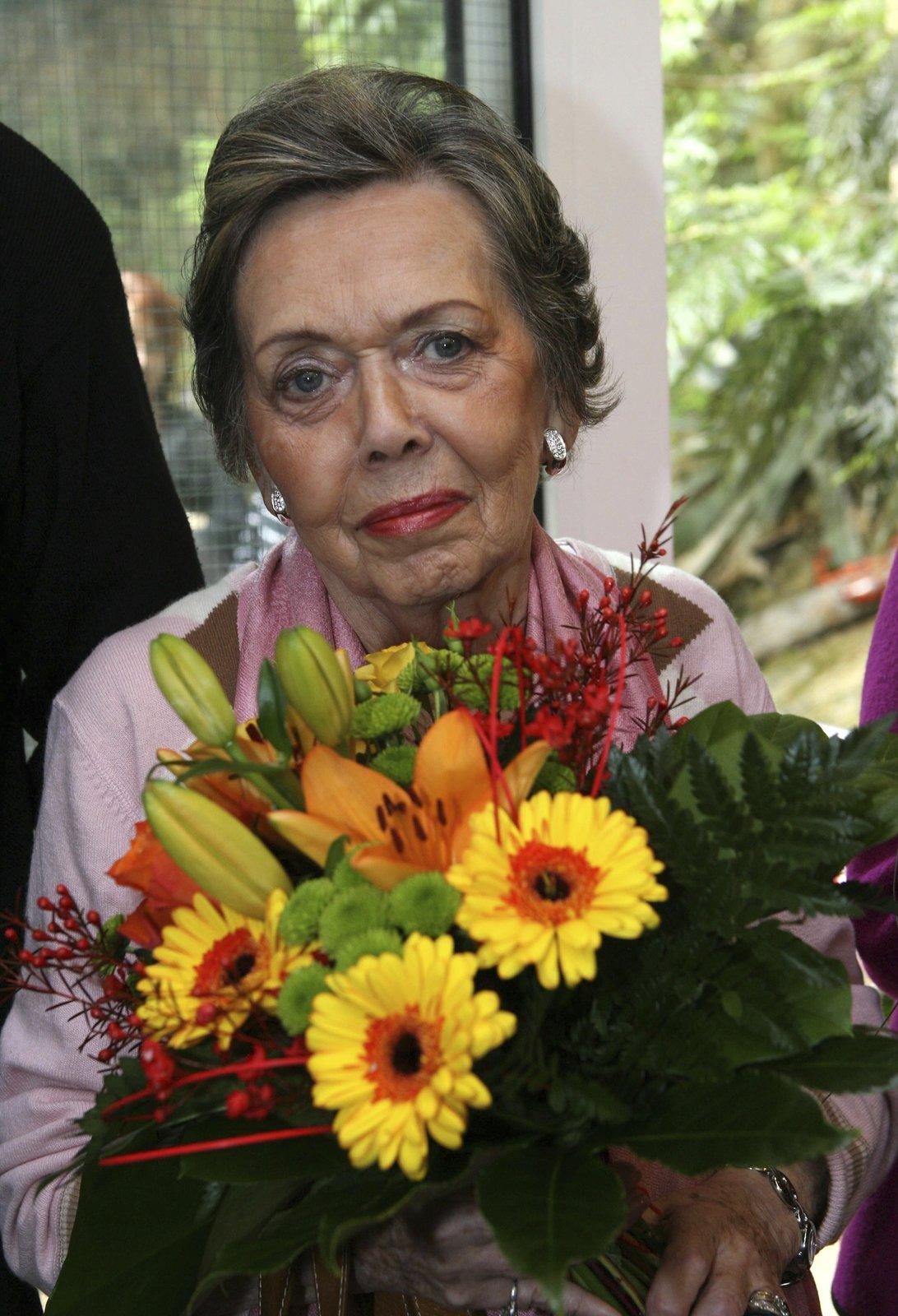 Jiřina Jirásková (†81)