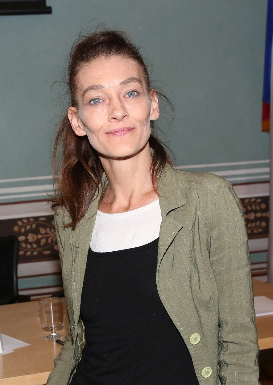 Monika Kvasničková je velmi hubená.