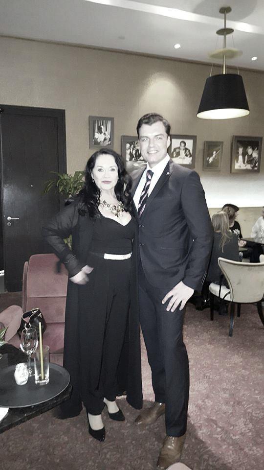 Ondřej Koptík vzpomíná pomocí fotografií na vztah s Hanou Gregorovou.