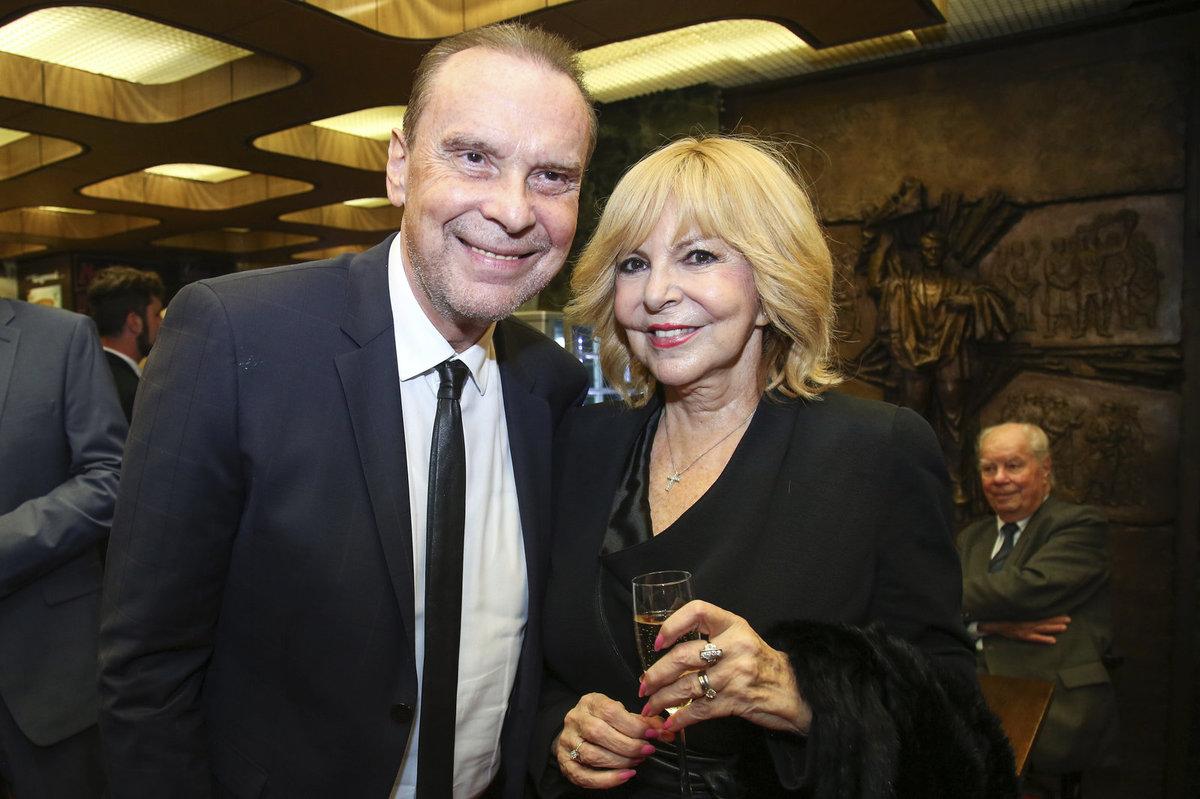 Štefan Margita a Hana Zagorová