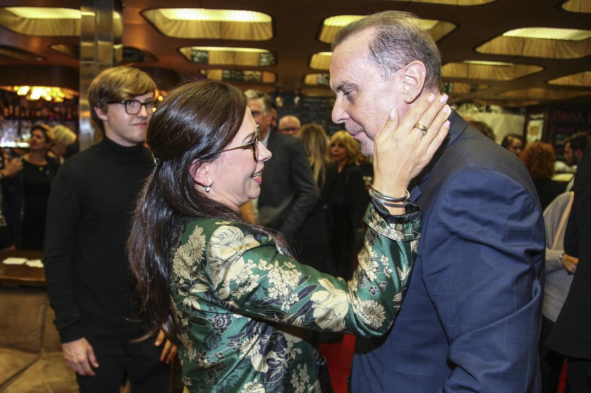 Štefan Margita a Dana Morávková