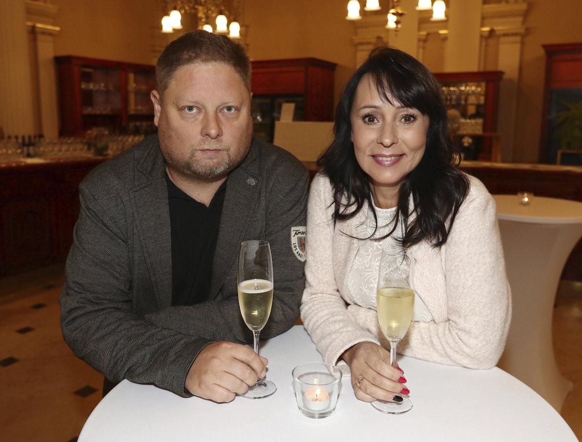 Adam Pavlík s Heidi Janků