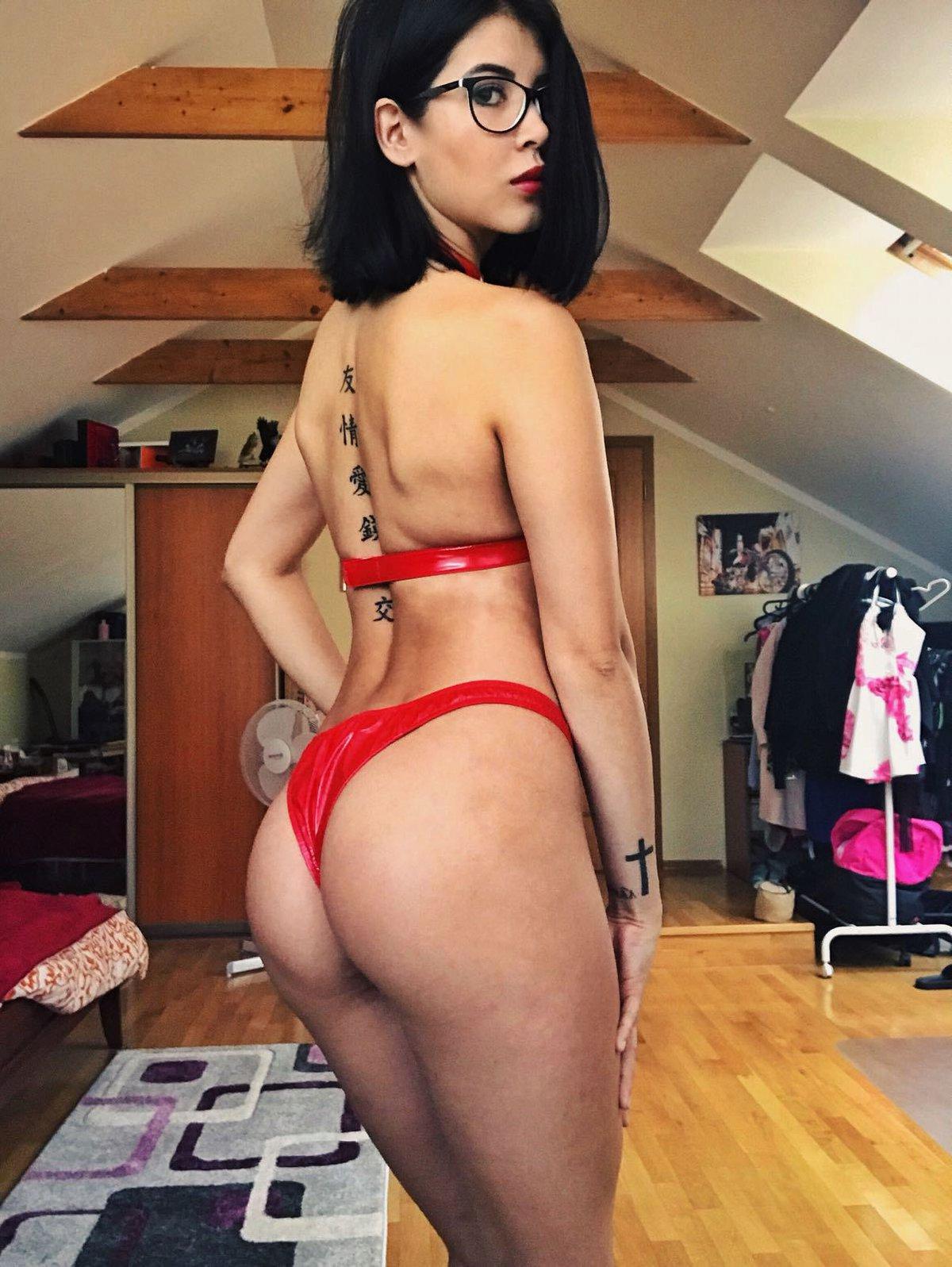 Pornoherečka Lady Dee alias Drahomíra Jůzová.