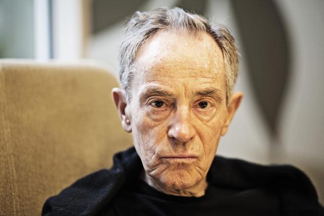 Herec Jan Tříska