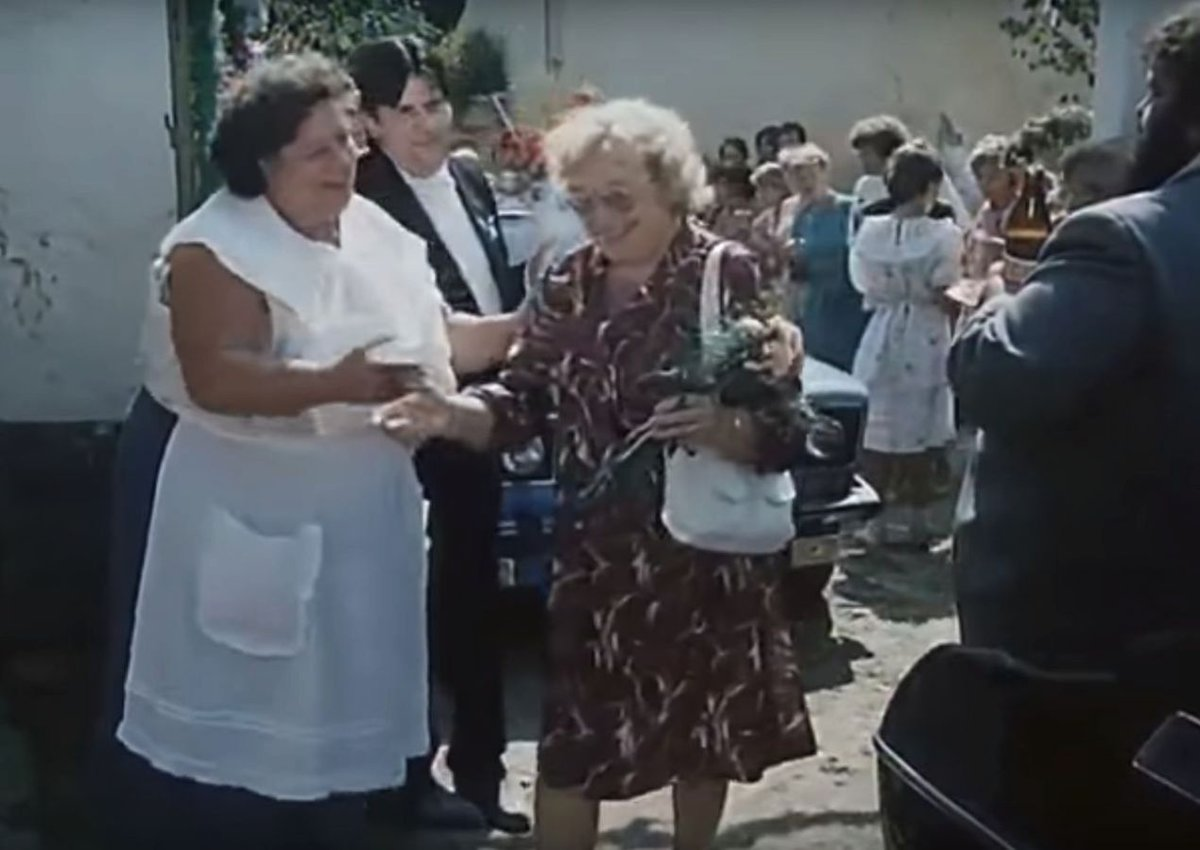 Trošková se mihla před kamerou jako máma doktora Káji.