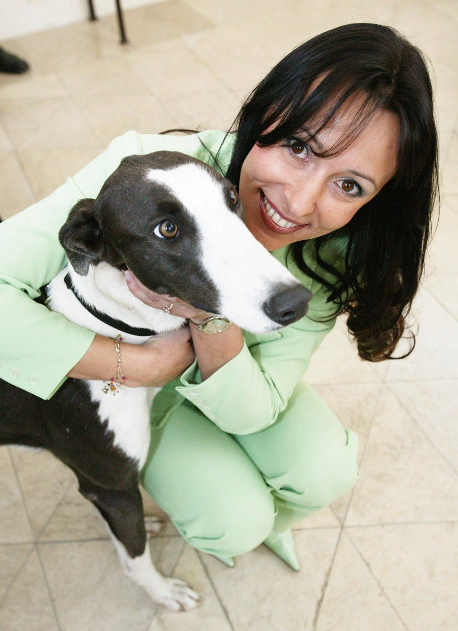 Heidi Janků miluje psy