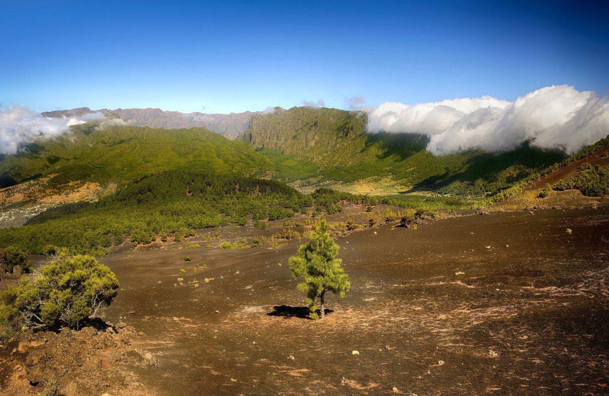 Ostrov La Palma zaznamenal sérii zemětřesení.