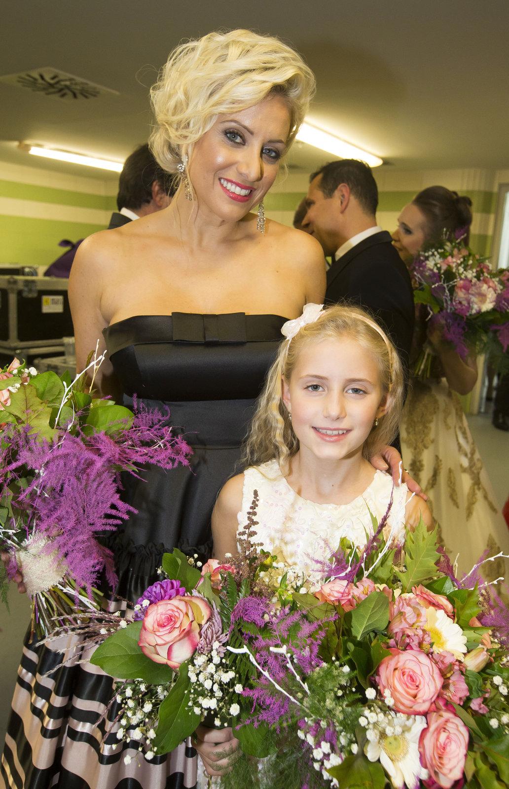 Tereza Mátlová s dcerou Emily Ann
