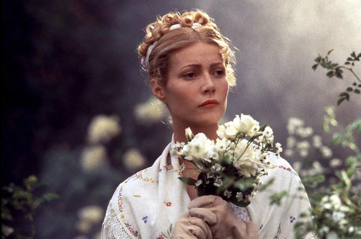 Gwyneth Paltrow na pokraji slávy ve filmu Emma (1996)