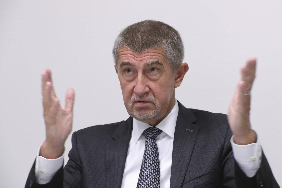 Andrej Babiš v rozhovoru pro Blesk řekl, že si není jistý, jestli bude premiérem