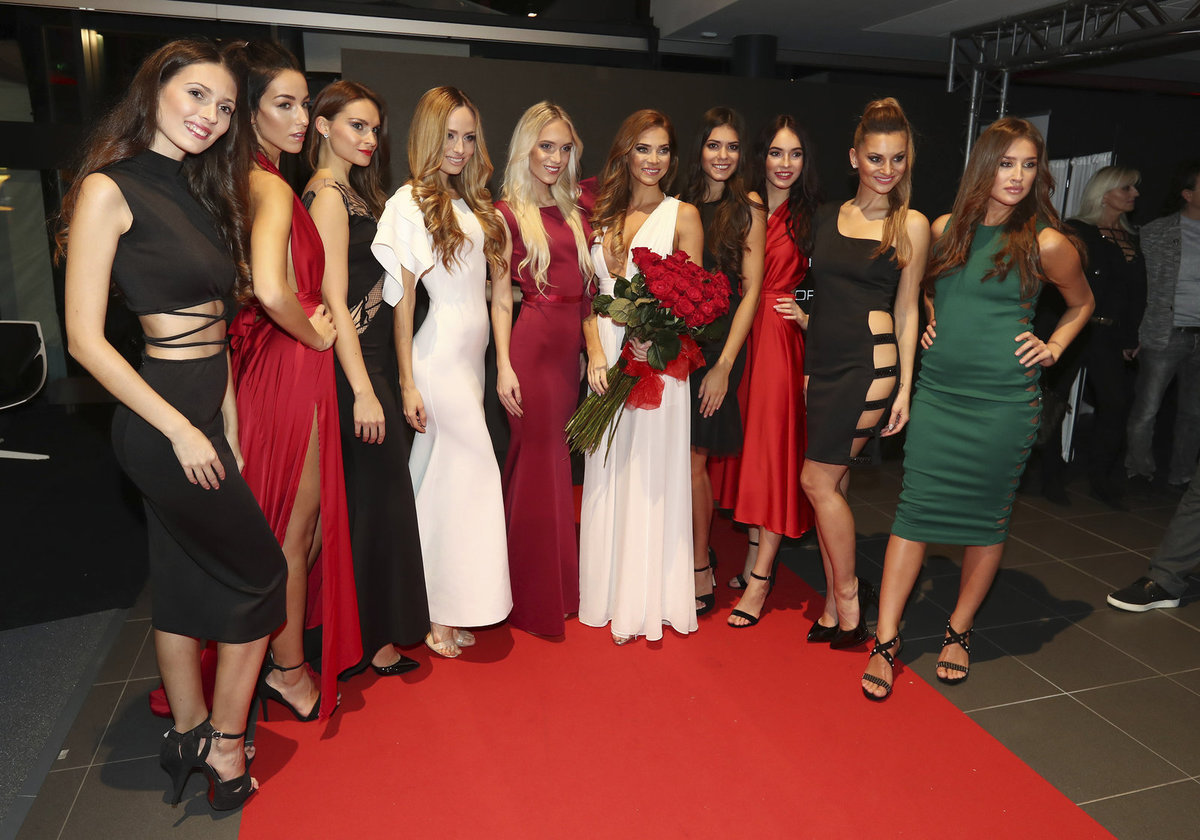 Andrea Verešová zastínila ostatní modelky