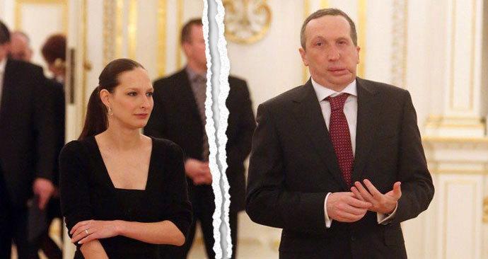 Václav Klaus mladší oznámil, že se rozvádí s manželkou Lucií.