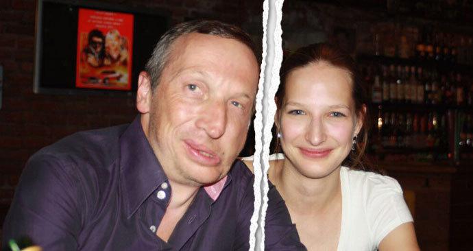 Václav a Lucie se rozvádějí.