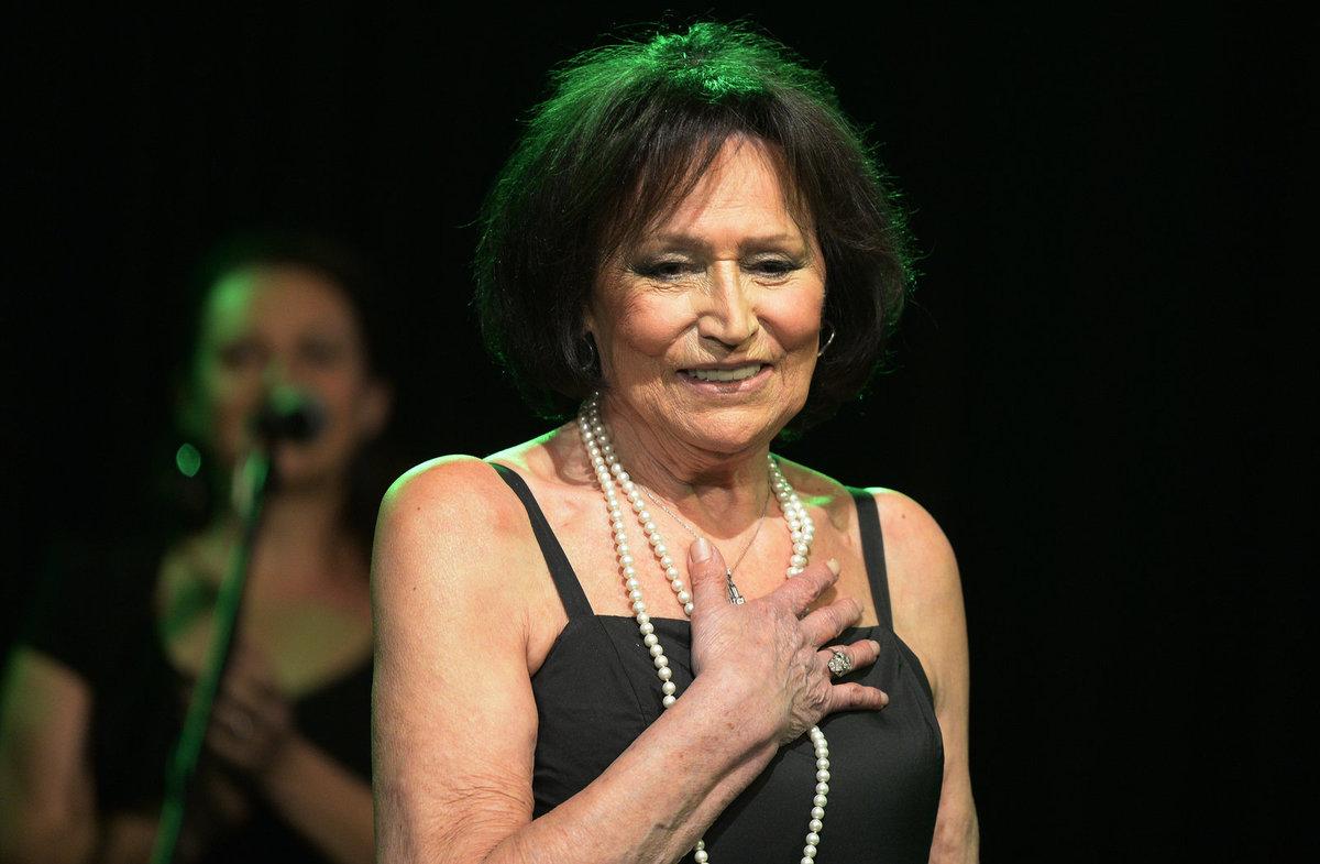 Marta Kubišová naposledy zpívá svému publiku