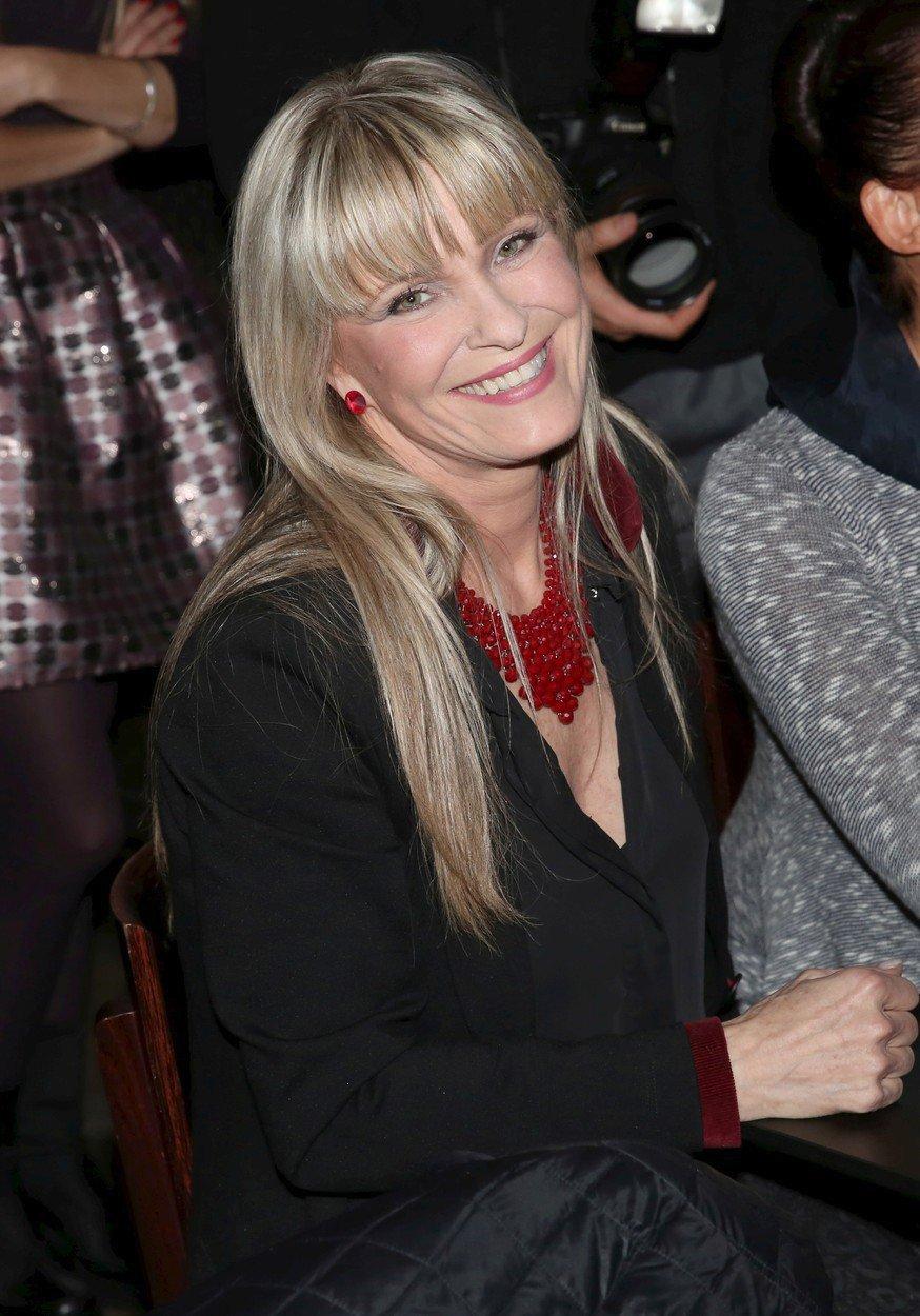 Chantal Poullain vypadá skvěle.