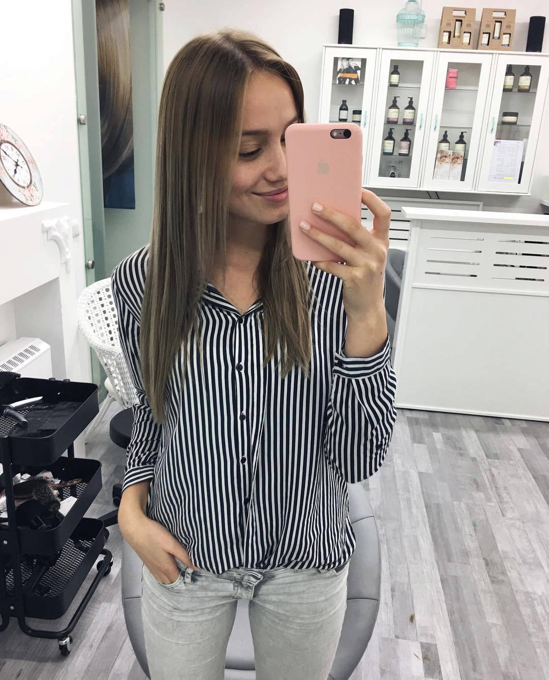 Anna Kadeřávková se po letech vrátila ke své původní barvě vlasů.