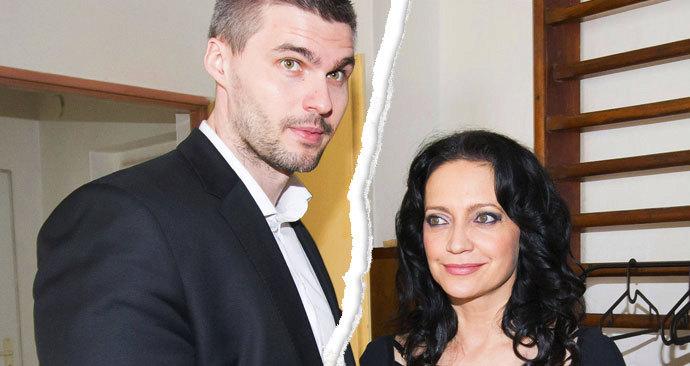 Lucie se rozešla se svým milencem Radkem Filipim