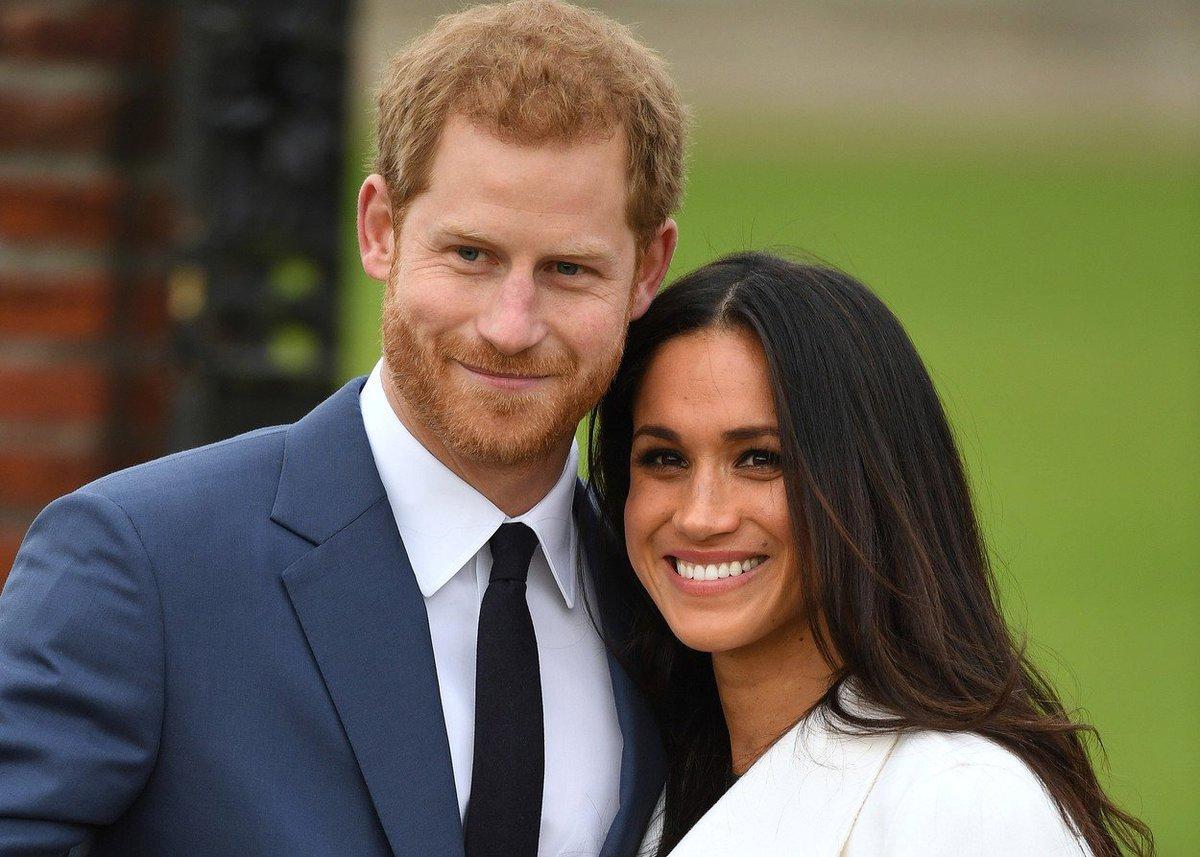 Princ Harry a Meghan Markle se zasnoubili