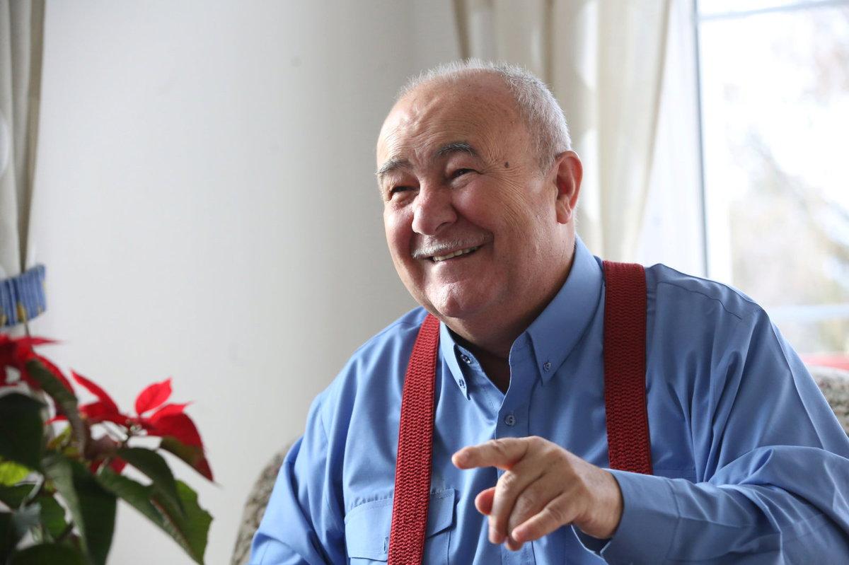 Petr Hannig, kandidát na prezidenta