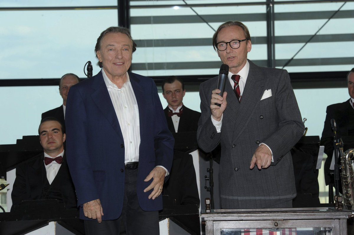 Zpěvák obdivuje Ondřeje Havelku, rád navštěvuje jeho koncerty.