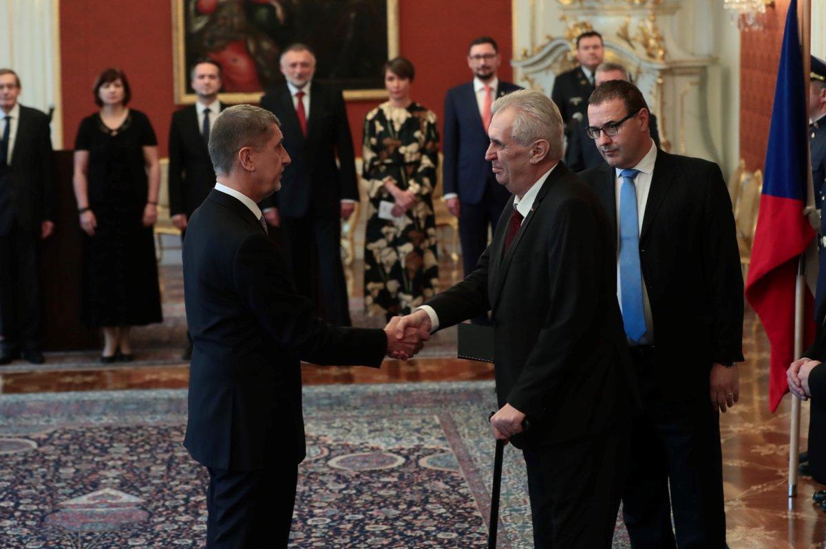 Andrej Babiš premiérem
