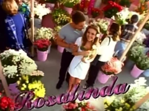 Znělka telenovely Rosalinda
