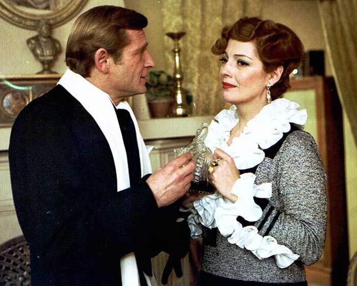 1983 - Jiří Kodet a Emília Vašáryová ve filmu Anděl s ďáblem v těle