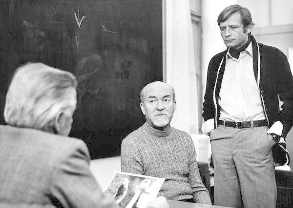 1978 - Jiří Kodet a miroslav Macháček ve filmu Past na kachnu